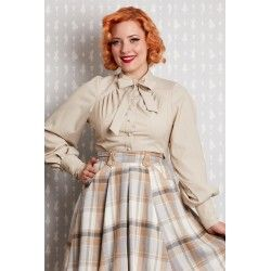 blouse Evelyn Butter