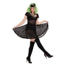 dress Lila Magic Black