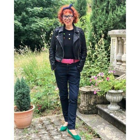jeans Rebel Kate Bleu foncé