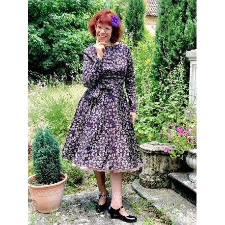 dress Arwen Autumn Falls