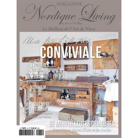 revue Jeanne d'Arc Living – FR Août 2019