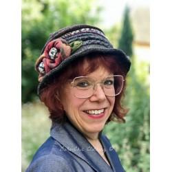 hat WENDY in khaki