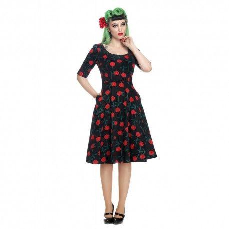 dress Amber Rose Stem