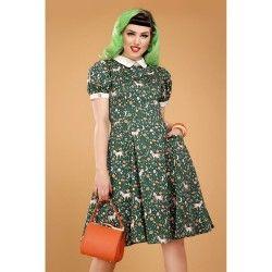 dress Peta Unicorn Glade Collectif - 1