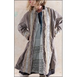 veste Hippie grey