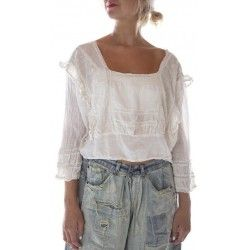blouse Lucia in Moonlight