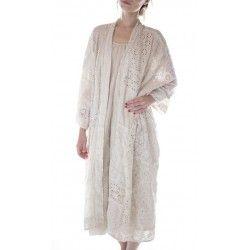 veste Lilian Kimono in Moonlight