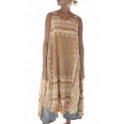 dress Layla in Goldrush