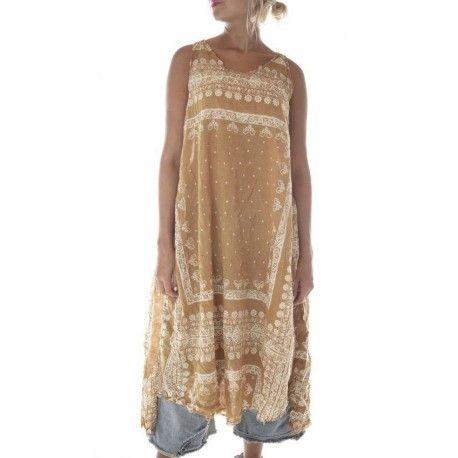 dress Layla in Goldrush