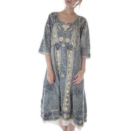 dress Coronado in Indigo