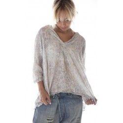 blouse Bondi in Acanthus Sun