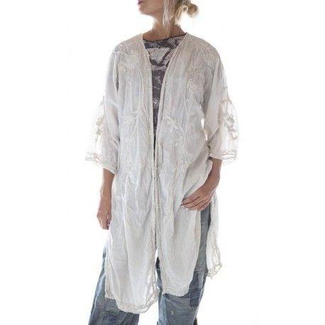 veste Constance Kimono in Moonlight