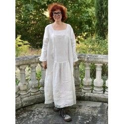 robe Ramie Helenia in True