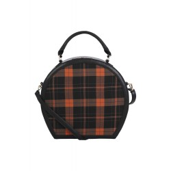 bag Alexandria Check Pumpkin