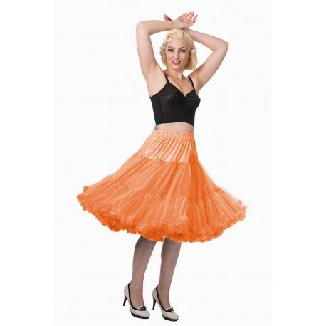 petticoat Lifeforms Orange