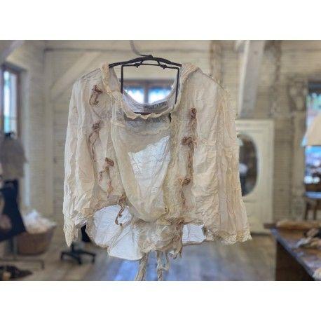 blouse Millie Jo in Moonlight