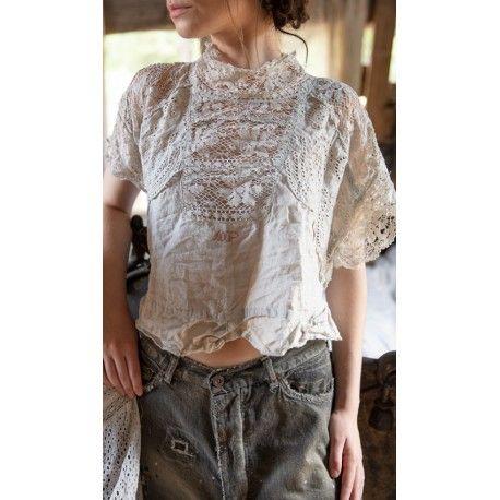blouse Otha Lea in Moonlight