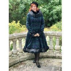 coat Pearl Blackwatch Check