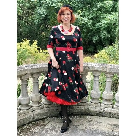 dress June Apple
