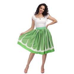 jupe Jasmine Citron vert Collectif - 1