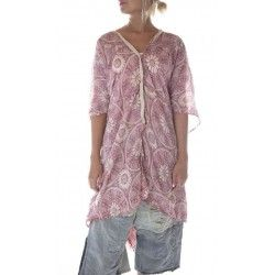 robe-tunique Jaya Kaftan in Hawn Sixties