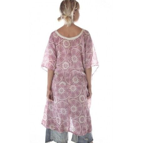robe-tunique Jaya Kaftan in Hawn Sixties