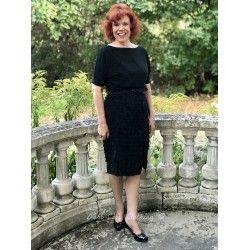 dress Anika Black