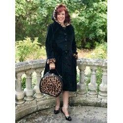coat Hazel Leopard