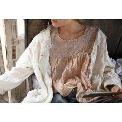 blouse Savanna in Conch