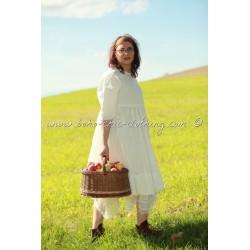 robe Jonna blanche