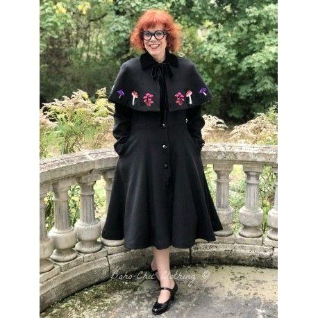 coat & cape Claudia in Wonderland