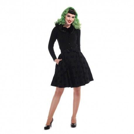 skirt Naomi Velvet Cat