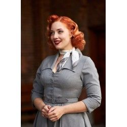 dress Leontine Silver