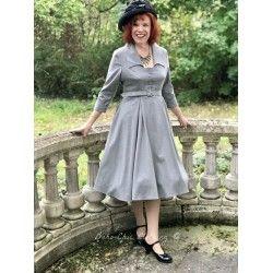 robe Leontine Silver