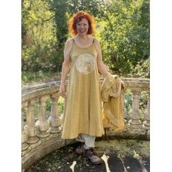 tank dress Moon Lana in Marigold