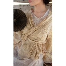 veste Lise Lotte in Antique white