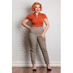 pants Hédi Sand Miss Candyfloss - 1
