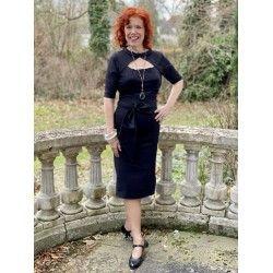 dress Kitti Black