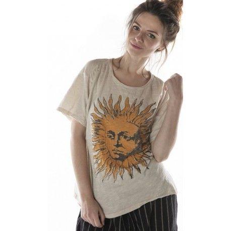 T-shirt Sol in Moonlight