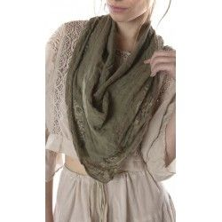 scarf Mayra Petite Floral in Peace