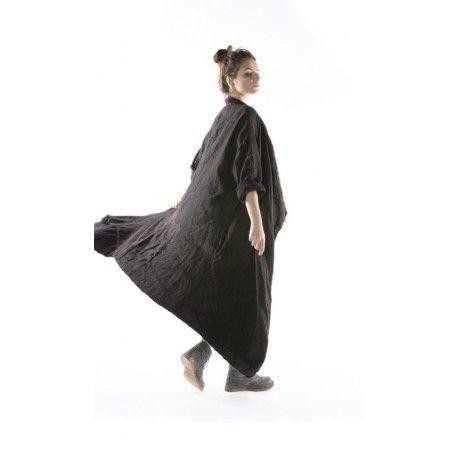 duster coat Vianne in Midnight