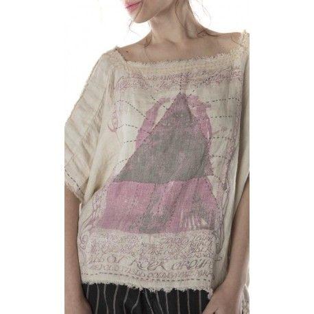 blouse Sufi Bretta in Moonlight