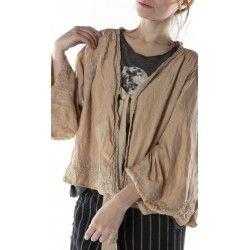 jacket Maeko in Conch