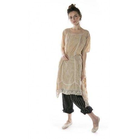 dress Virgie in Conch