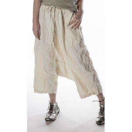 pantalon Garcon in Natural