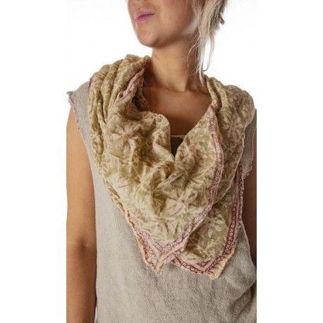 foulard Tuva