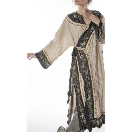 oriental coat Miggy in Moonlight