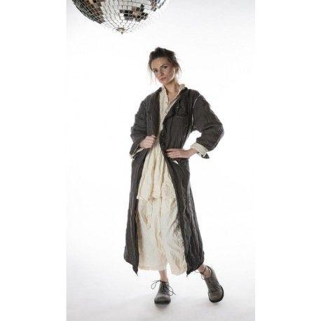 coat Lollie in Midnight