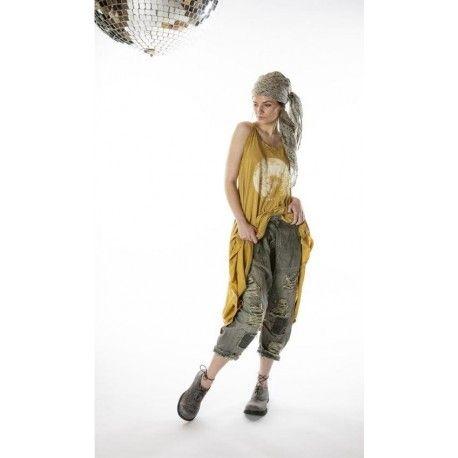 tank dress Moon Lana in Marigold