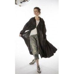 coat Albertine Opera in Midnight